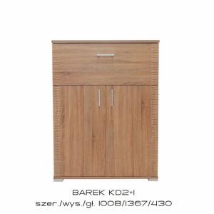 barek KD2+I
