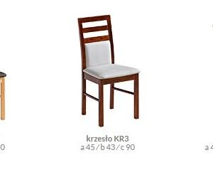 krzesła dolmar