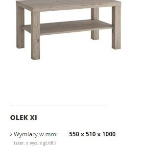 ława OLEK XI