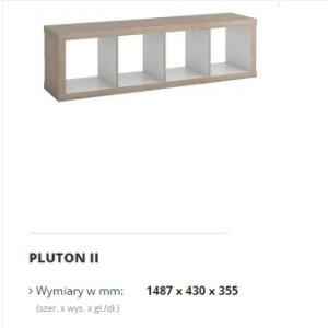 Regał PLUTON II