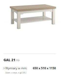 galia ława GAL21