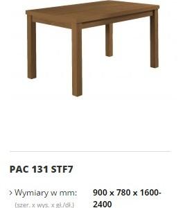 pacyfik stół 131 STF7